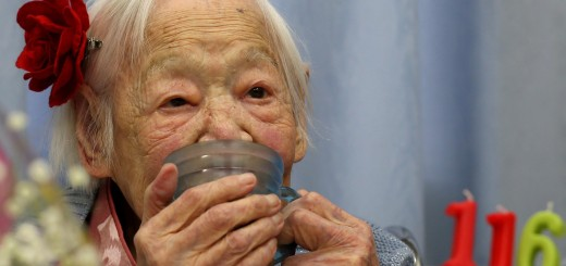 Top 10 Oldest People in the World