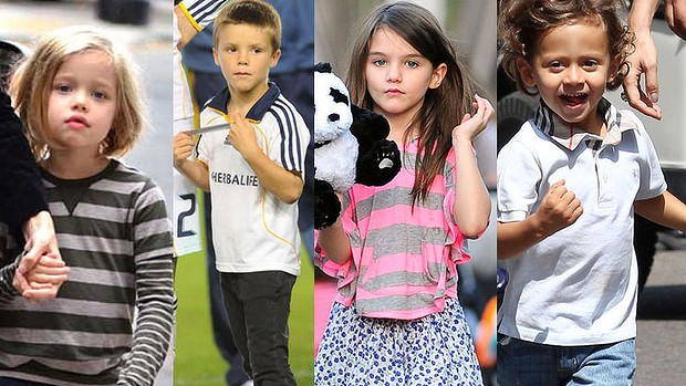 2012 Wrap Up: Best Dressed Celebrity Kids - AOL News