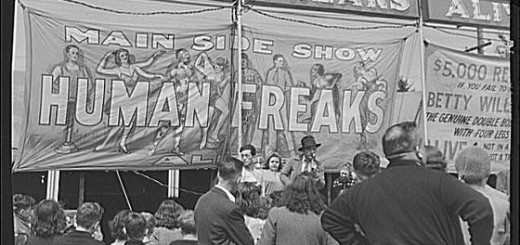 Top 7 Human Freaks That Performed in Freak Shows