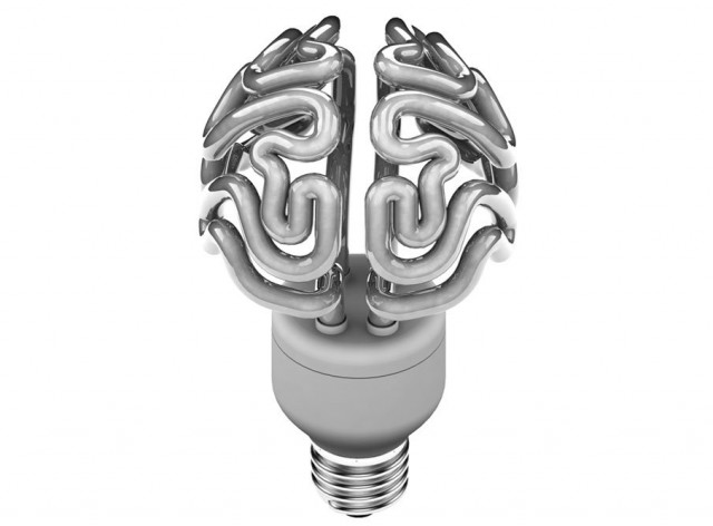 #3. Brain creates electricity