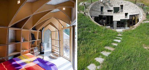 Top 7 Underground Homes