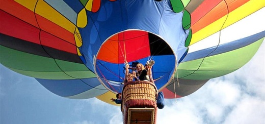 These Hot Balloon Rides Would Leave You Breathless