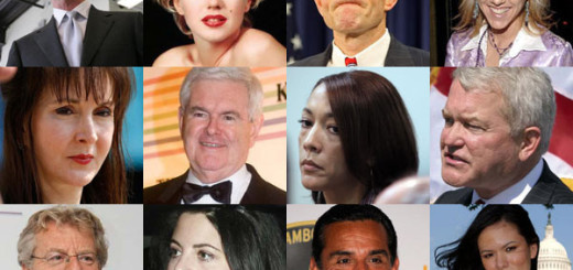 These are the Most Scandalous Politicians