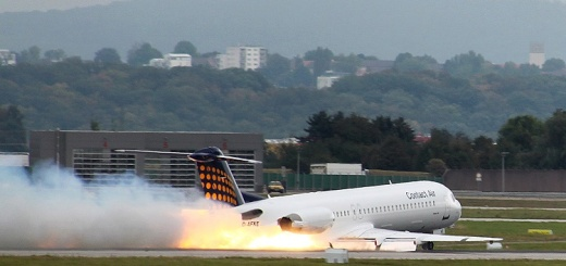 Attention Passengers! This Is an Emergency Landing. Funniest cases
