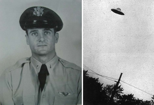 Air Force Pilot Disappears in The Sky Without A trace