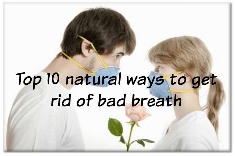Post Nasal Drip Bad Breath Natural Remedies