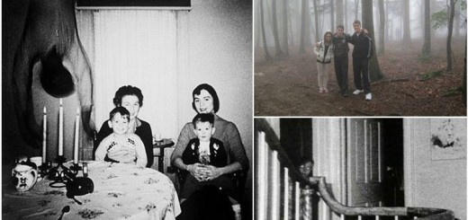 6 most creepy photos