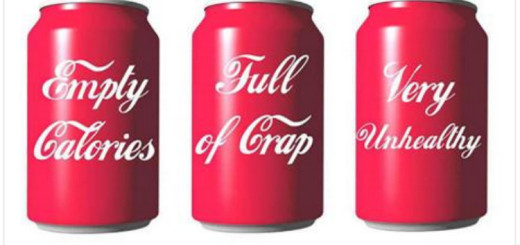Drinking soda daily decreases your life span almost 5 years