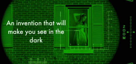 An invention that will make you see in the dark