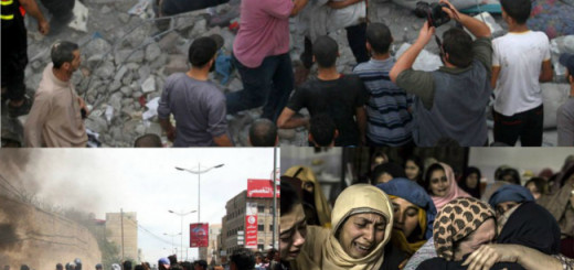 Most disastrous events for human race in 2014-15
