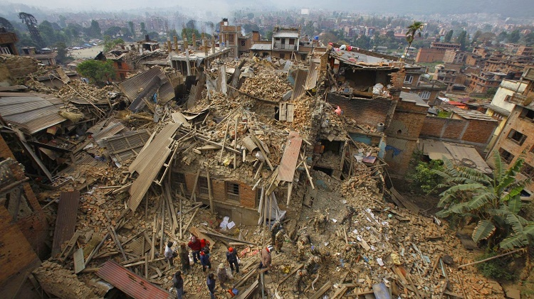 The Gorkha Earthquake 2015