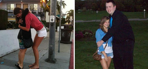 Top situations that are awkward for tall people