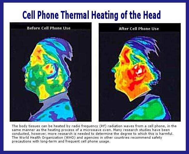 cell phone radiation Remember, home cordless phones emit radiation like cell phones, so every  home should have a corded landline (with a curly cord to the handset) forward  cell.