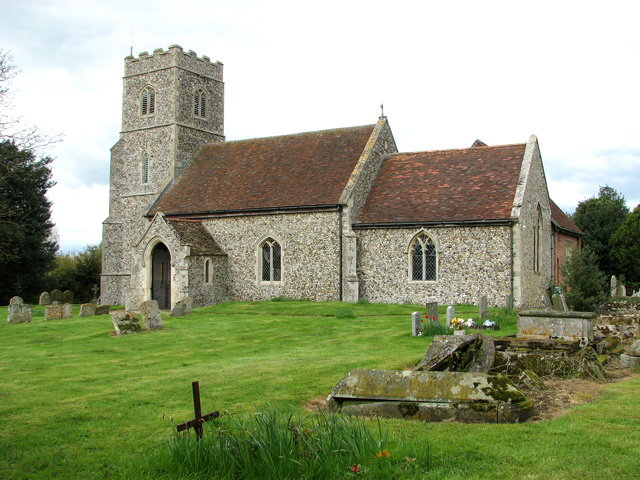 Denham Church