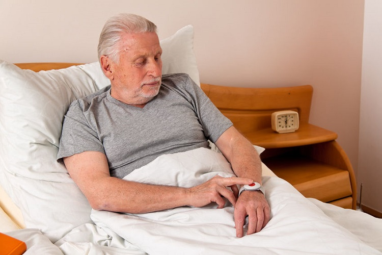 Why Getting Out Of Bed Is Good For A Patient