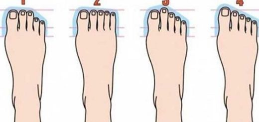 What can your toes reveal about your personality?