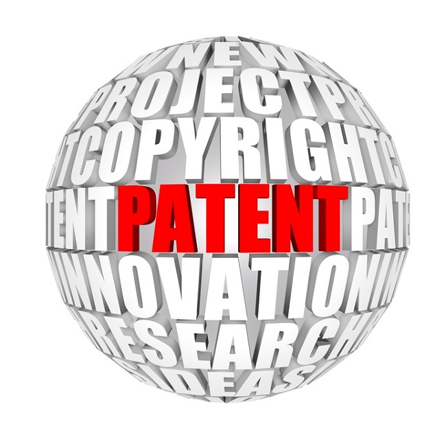 The patent application and meaning