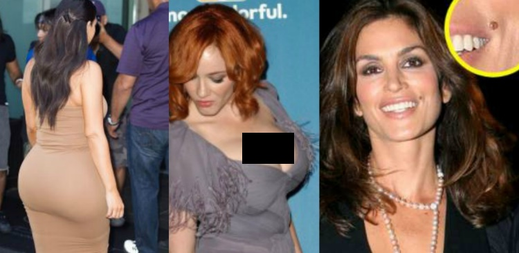 10 Celebrities Who Are Famous For Their Body Parts Which