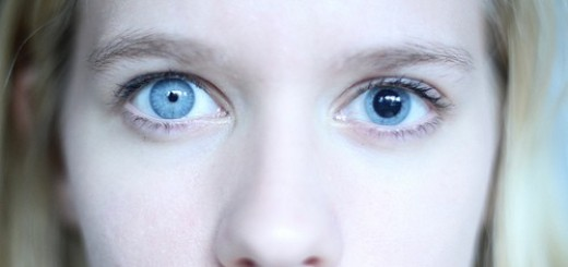The surprising fact behind blue eyes