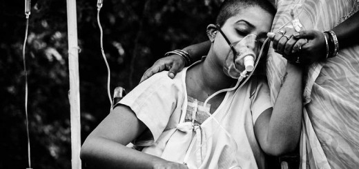 Watch this heart melting photo diary of a final stage cancer patient
