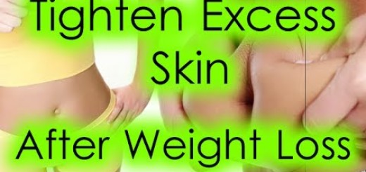 How to naturally tighten loose skin after weight loss