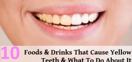 10 Foods and drinks that result in stained teeth and what you can do about it
