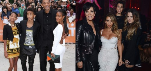 10 Of Hollywood's most powerful families