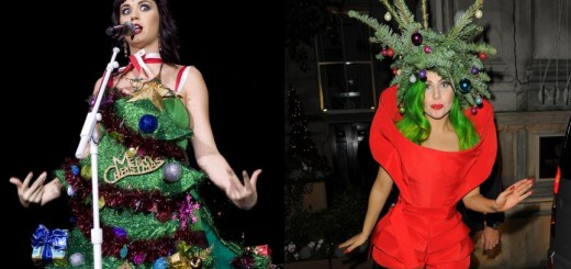 Check out these disastrous Christmas outfits of celebs at your own risk