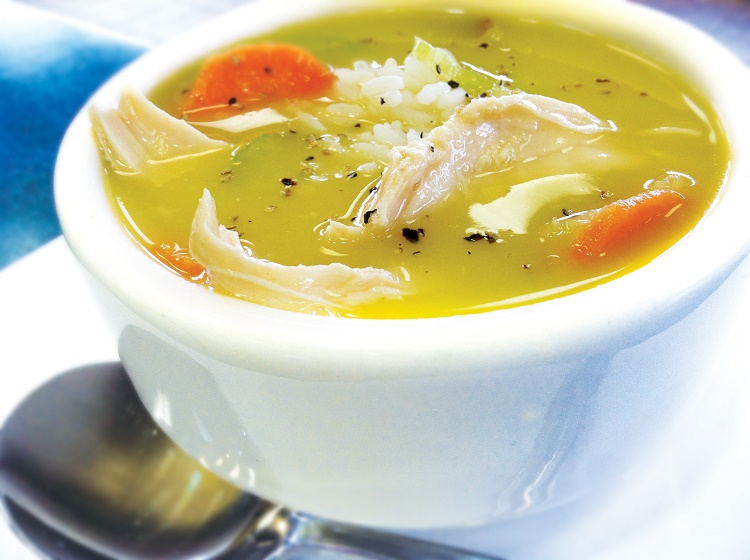 Can You Get Food Poisoning From Chicken Soup