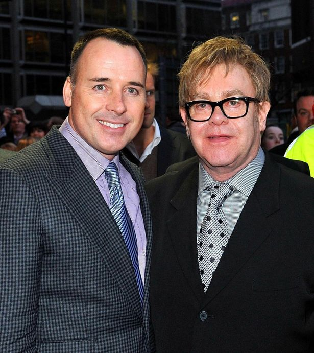 David Furnish – Elton John