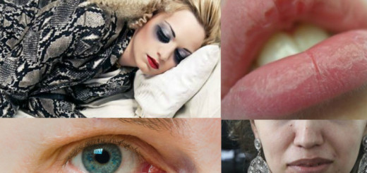 10 Reasons to seriously avoid sleeping in your makeup