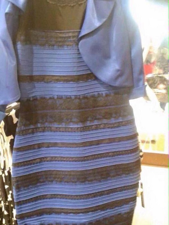 Color Changing Dress