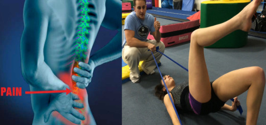 Motor control exercises can be your best defence against lower back pain