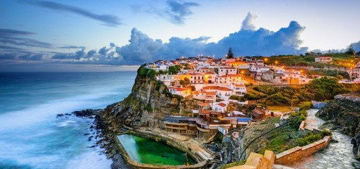 12 Of the most beautiful towns on mountain cliffs that will make you fall in love with them