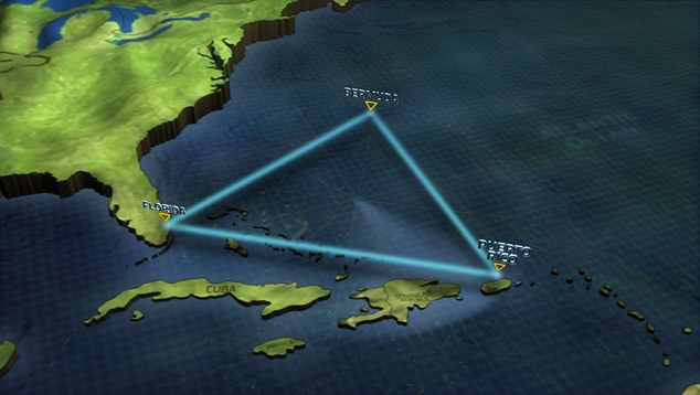A Total of 8127 People Have Disappeared In the Bermuda Triangle