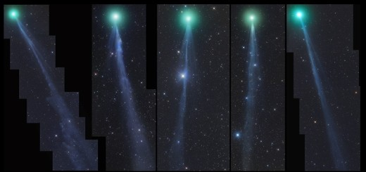 Last few days to watch the Green Comet LINEAR in the night sky, here's where to look