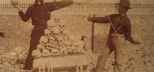 14 Creepy photographs from the past that will give you nightmares