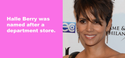 20 Facts about celebrities will blow your mind!