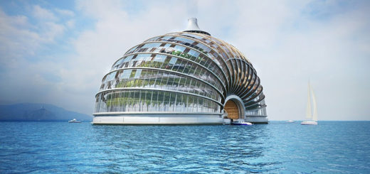 An effective solution if the Sea level continues to rise