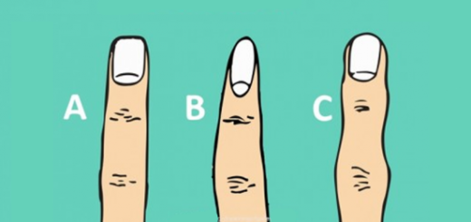 Does the shape of your finger reveal your personality?
