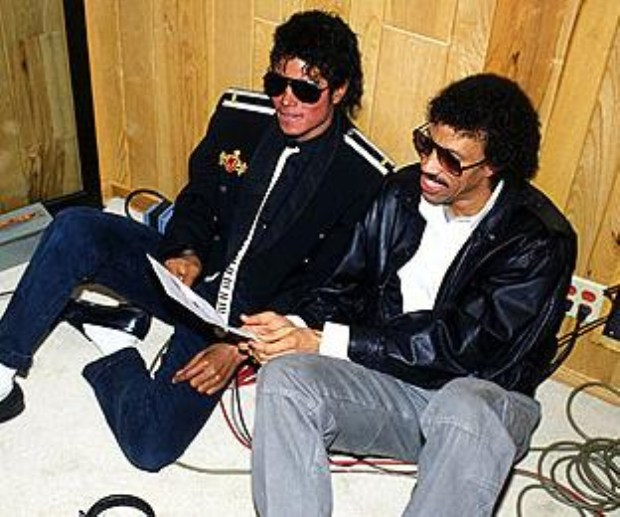 It wasn't Michael Jackson but Stevie wonder who was supposed to co author the song