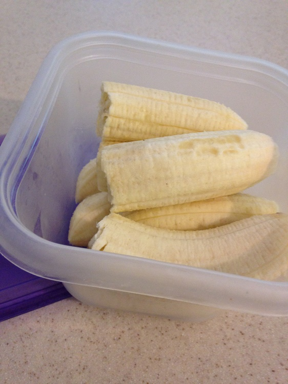 Lead an energetic life with consumption of one banana daily