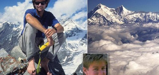 Bodies of famous mountaineers Alex Lowe and David Bridges Discovered after 16 Years