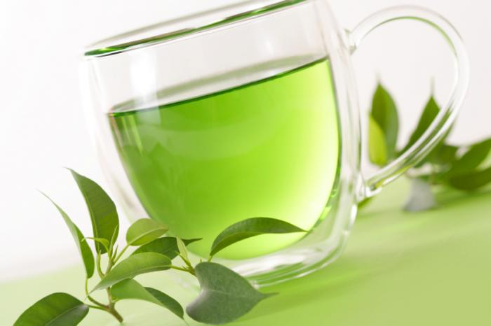 Green Tea strengthens your teeth