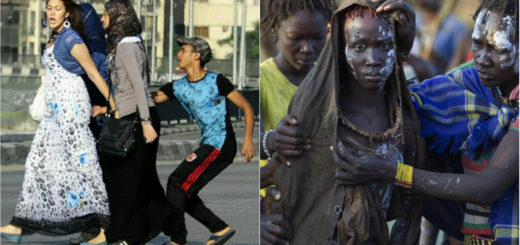 Take a look at 10 of the world's most unsafe countries for women