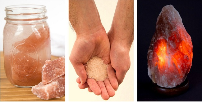 Do Sea Salt Lamps Really Work : The amazing benefits of Himalayan pink salt and its rejuvenating properties