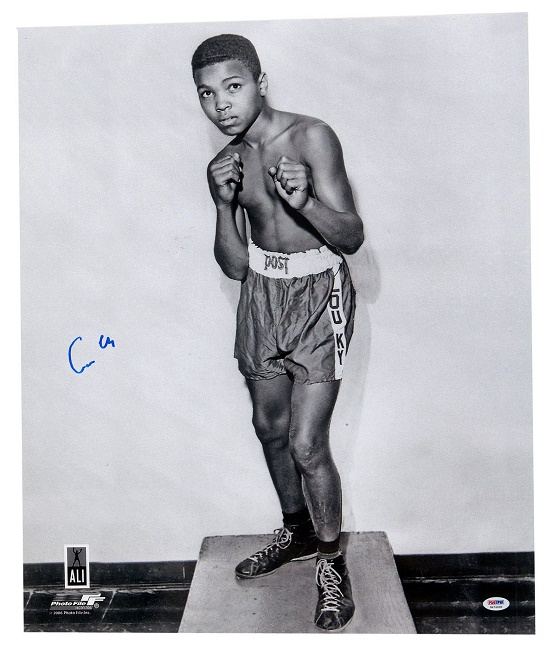 Muhammad Ali Was Named After an Abolitionist