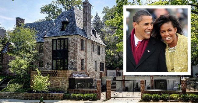 This Is Where President Obama Be Living After White House