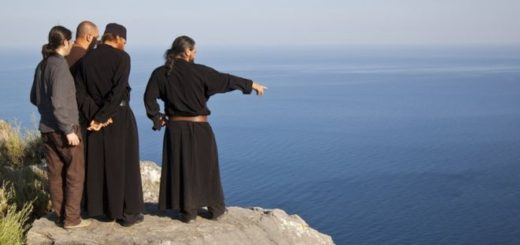 Women are banned from the Greek Island of Mount Athos. Find out why