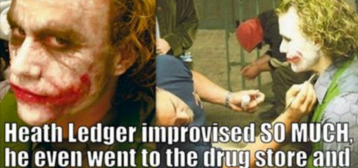 10 Amazing facts about Heath Ledgers Joker in The Dark Knight